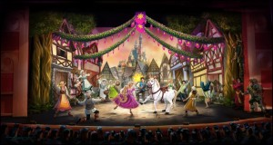 DCL - Tangled the Musical