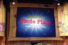 Disney Visa Photo Place