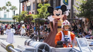 Mickey - Star Wars Weekends