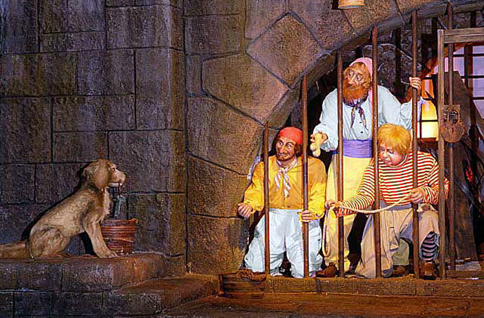 Pirates of the Caribbean in Walt Disney World Closing in February for New Auction Scene Installation