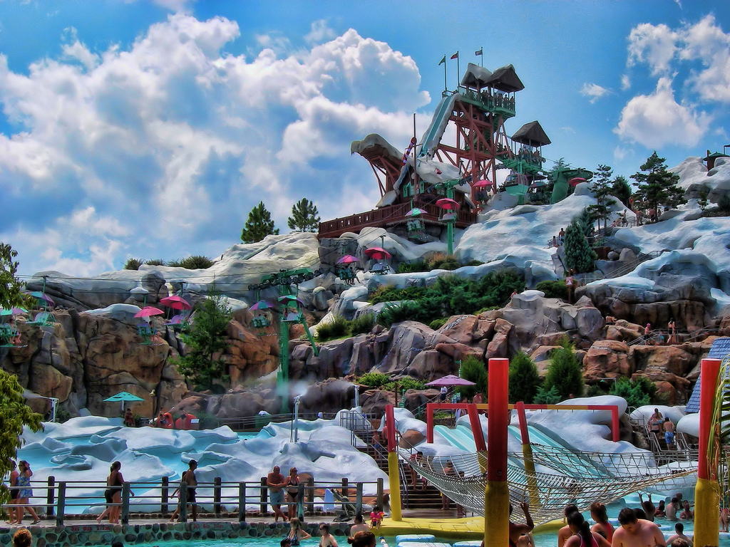 Water Parks at Walt Disney World Getting Preferred Parking