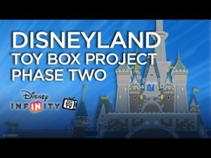 Disney Infinity - Disneyland Project