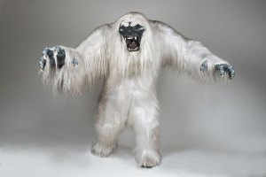 DL Abominable Snowman