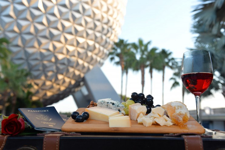 Bookings Begin July 21 for Premium Events for Epcot International Food & Wine Festival