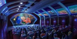 Finding Nemo - Tokyo Disney Sea