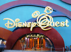 Disney Quest Operating Hours Reduced
