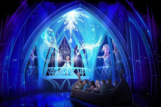 Frozen Ever After Attraction & Royal Sommerhus Set to Open at Epcot June21