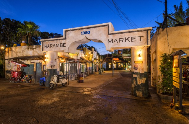 Harambe Market at Disney's Animal Kingdom Joins Mobile Order