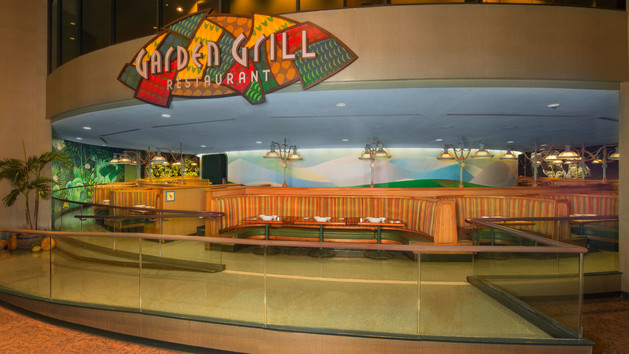 Garden Grill Restaurant to Offer Modified Character Experience