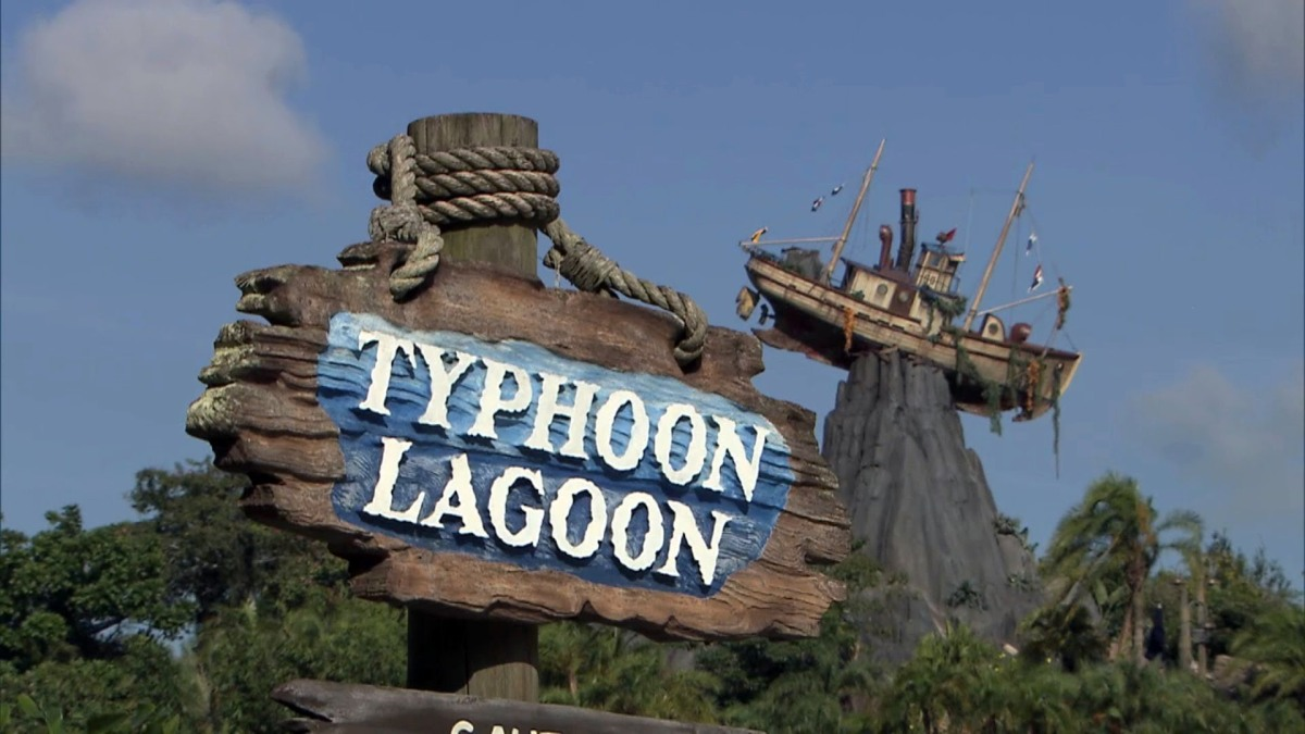 Walt Disney World Planning Typhoon Lagoon Expansion