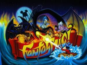 WDW Fantasmic