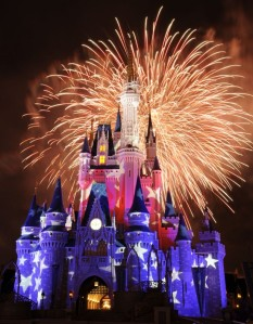 WDW July 4th Fireworks