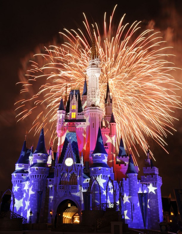 DisneyParksLIVE To Live Stream Walt Disney World Fourth of July Fireworks