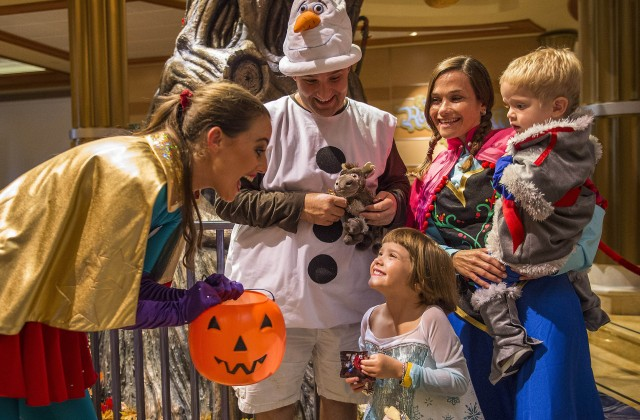 A Frightfully Good Time Awaits Disney Cruise Line Guests thisHalloween