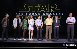 Force Awakens Cast