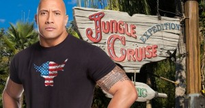 Jungle Cruise Movie - Dwayne Johnson