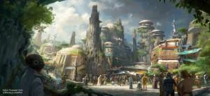 Disneyland to Begin Work on 'Star Wars' land inApril