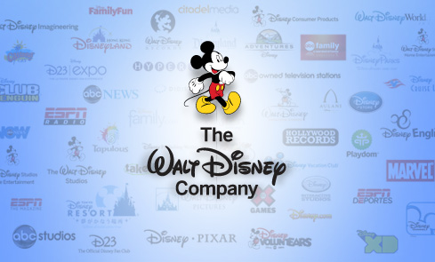 Walt Disney Company Announces Management Shake Up