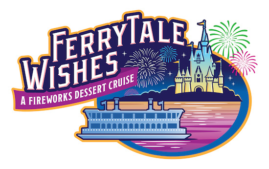Ferrytale Fireworks – A Sparking Dessert Cruise Returning to the Seven Seas Lagoon