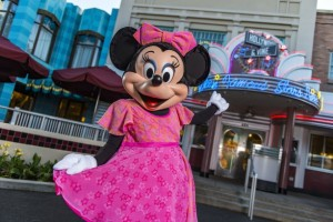 Hollywood & Vine - Minnie