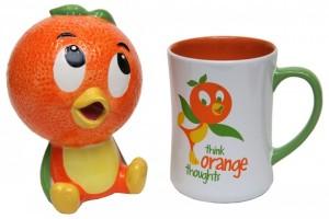 Orange Bird 1