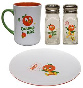 Orange Bird 3