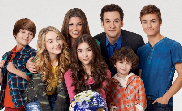 Disney Channel Cancels 'Girl Meets World'