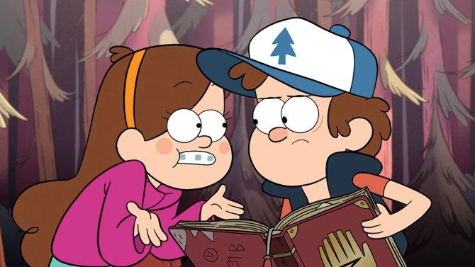 Disney XD's 'Gravity Falls' to End After Season 2 – Disney