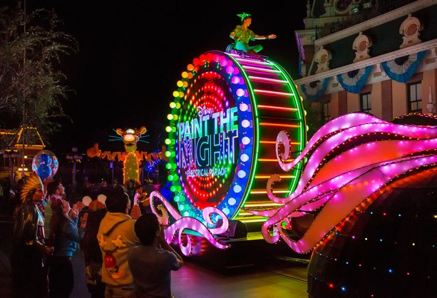 Disneyland Confirms 'Paint the Night' Not Returning after September 5th