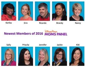 2016 Mom's Panel