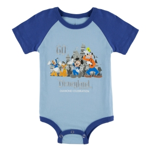 Disneyland Infant Bodysuit