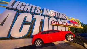 Lights Motors Action