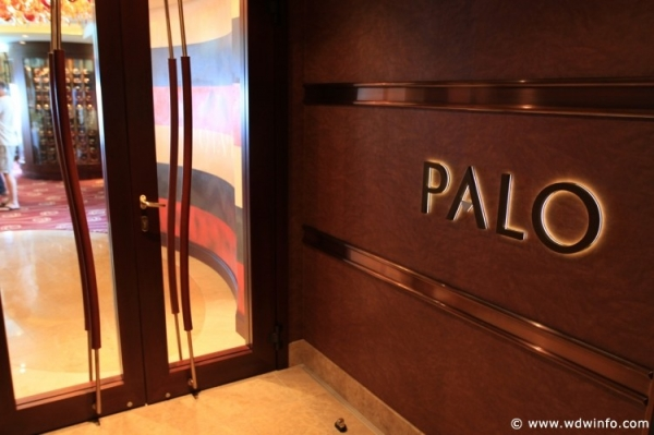 Disney Cruise Line Debuts New Menu Items at Palo Specialty Restaurant