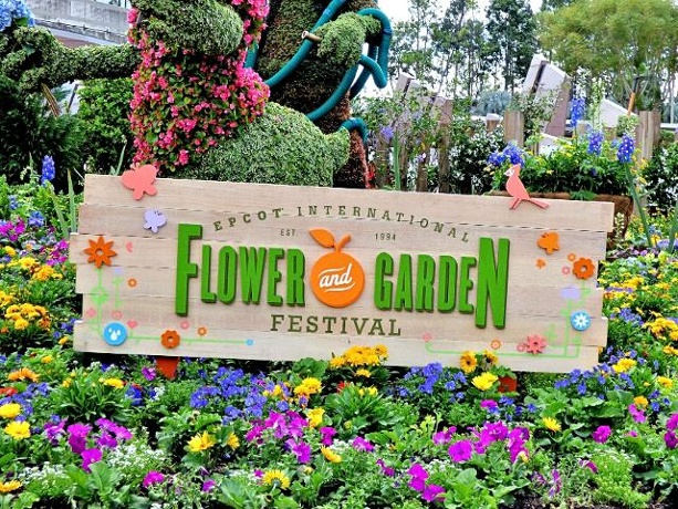 Walt Disney World Announces Dates for 2018 Flower and Garden Festival