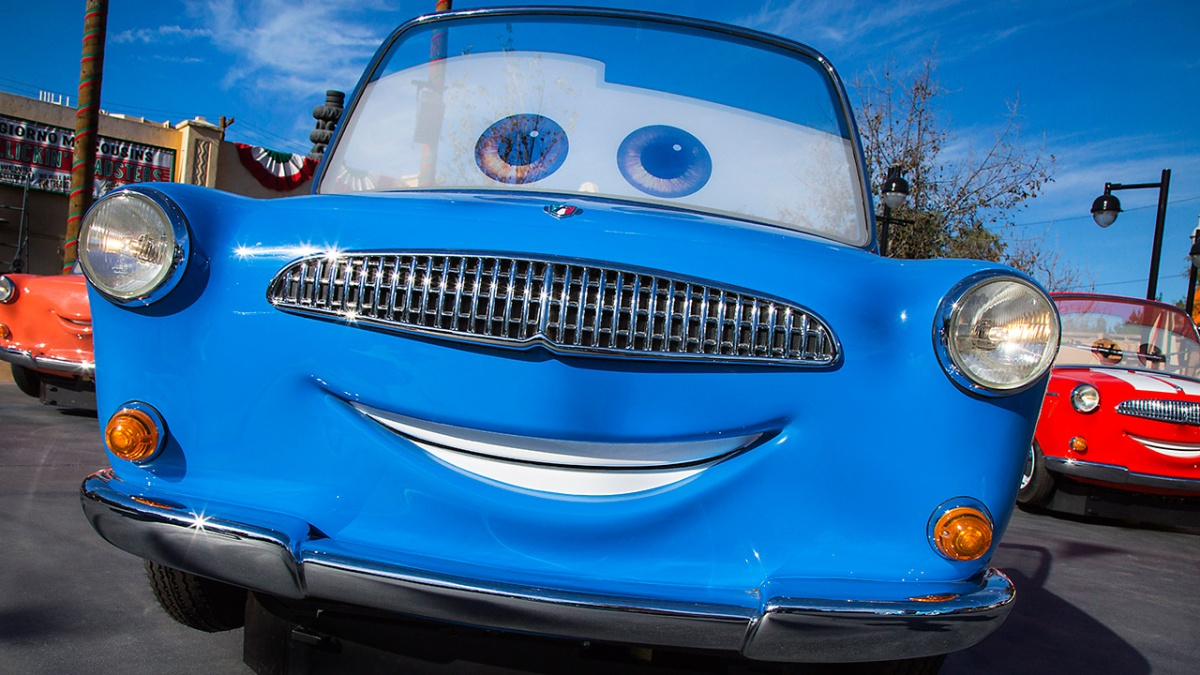 Luigi's Rollickin' Roadsters to Open March 7 at Disney California Adventure
