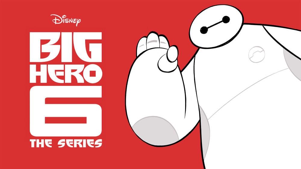 Baymax is Back! Big Hero 6 Gets Its Own TV Show on DisneyXD