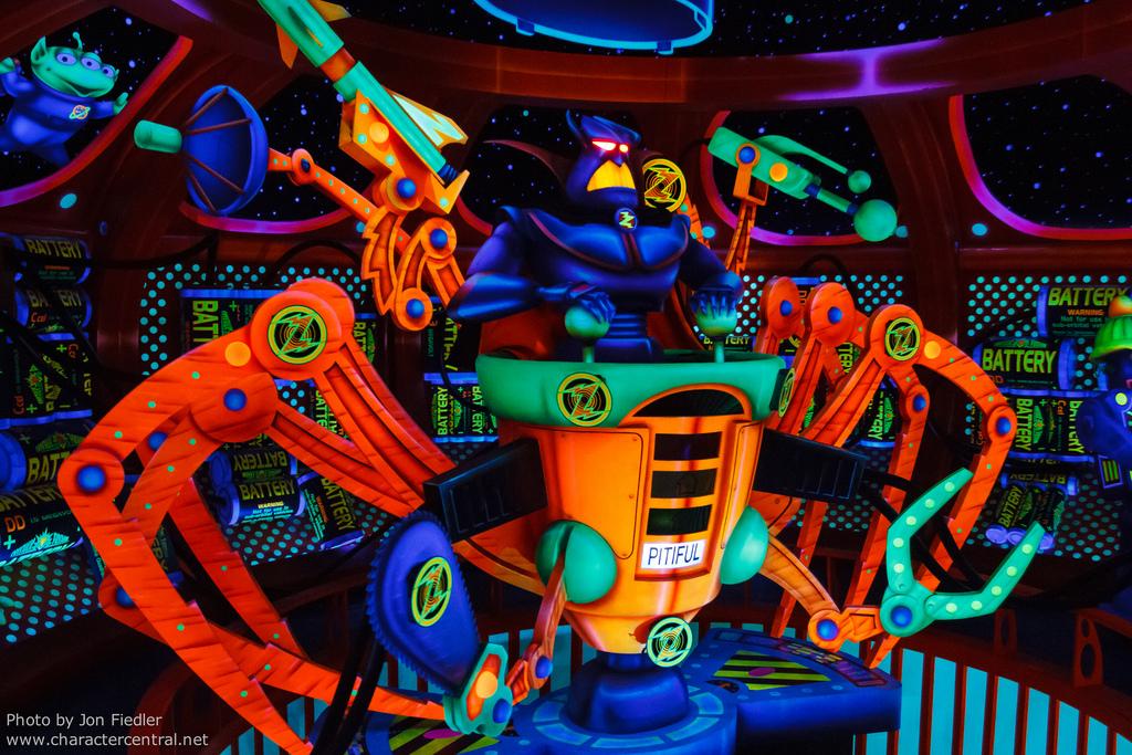 Buzz Lightyear's Space Ranger Spin Closing Next Week forRefurbishment