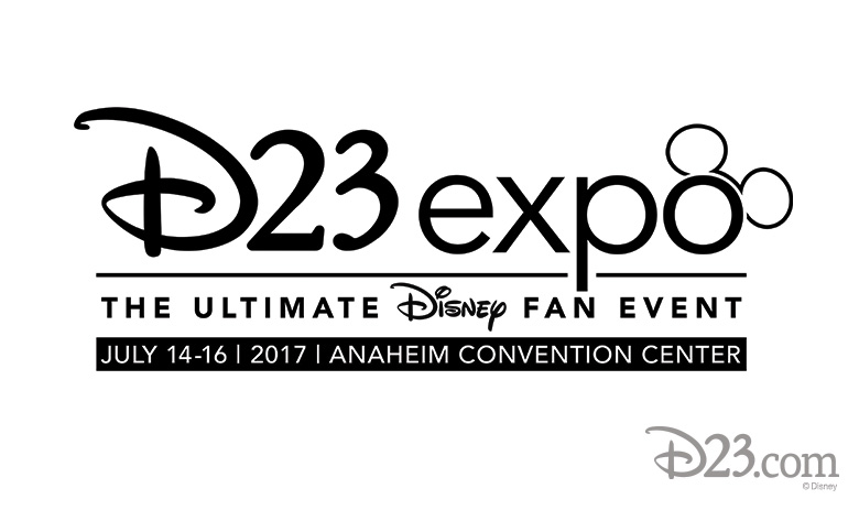 D23 Announces Dates for 2017 D23 Expo