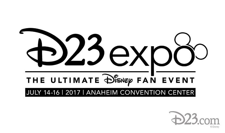 D23 Announces Dates for 2017 D23Expo