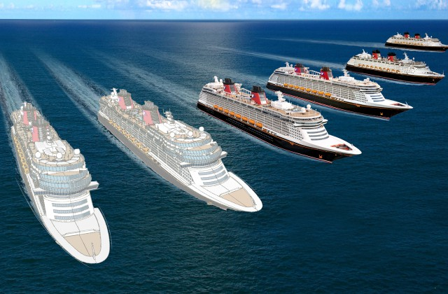 Disney Cruise Line Plans to Build Miami Terminal for Year-Round Cruises