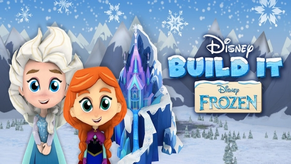 Disney Releases New 'Frozen' App That Lets Users Build Their World Inside A SnowGlobe