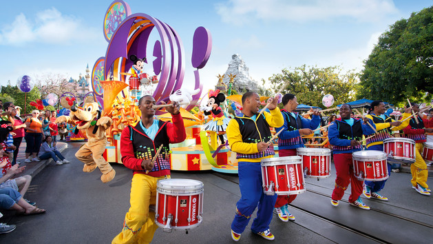 Disneyland to Close Out 60th Anniversary Celebration with New DaytimeParade