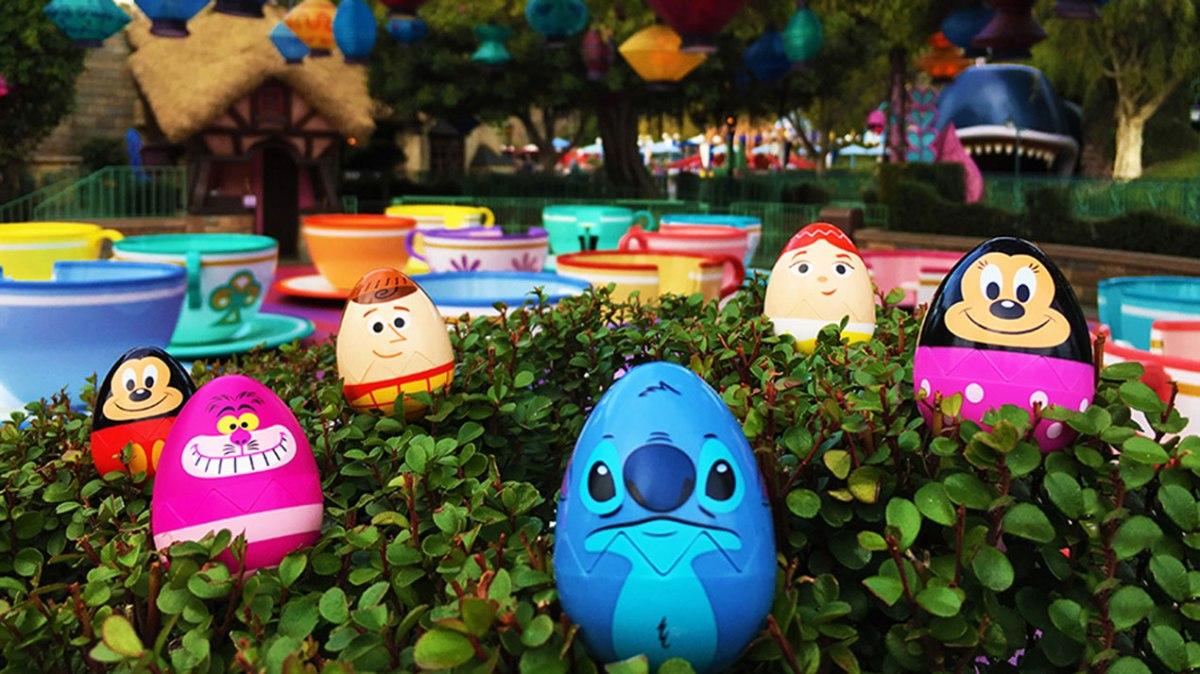 The Egg-stravaganza Continues in 2016 at Walt Disney World and DisneylandResort