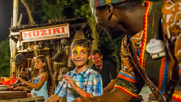 Nightly Harambe Wildlife Parti Coming to Disney's Animal Kingdom in April