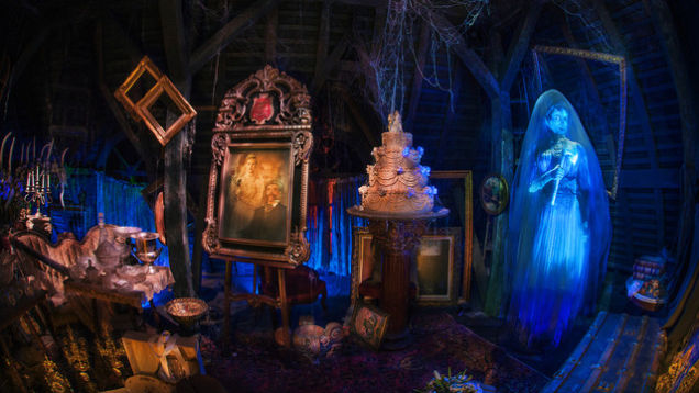 Disney Launches Ghost Relations Department Ghost Post Bringing the Haunted Mansion to Your Inbox