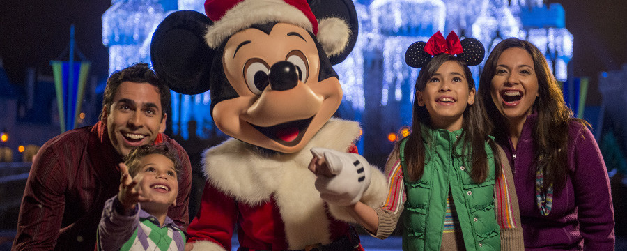Disney Shakes Up Christmas Parade Special…Filming to Begin in Early November