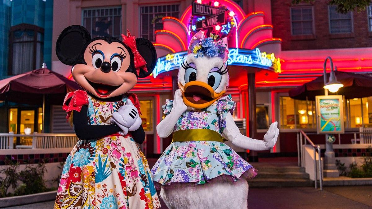 Minnie's Springtime Dine Blooms at Disney's HollywoodStudios