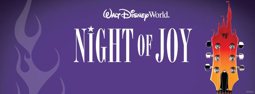 Walt Disney World No Longer Hosting Night of Joy