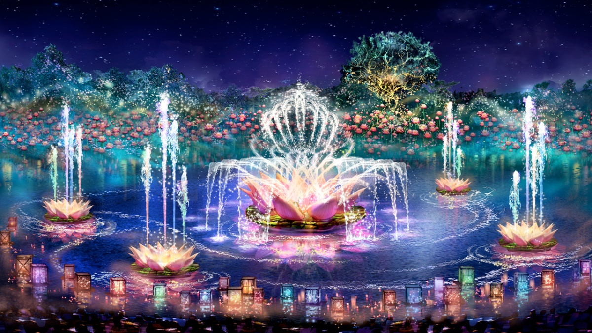Walt Disney World Lists Rivers of Light as Coming in 2017