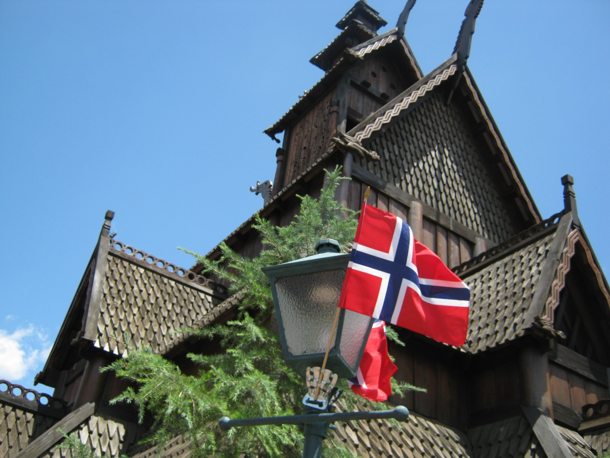 Norway Pavilion's Stave Church Closing for Refurbishment Amid Anticipation of Frozen Attraction Opening